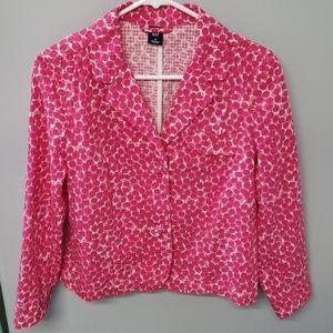 Pink Gap dress jacket